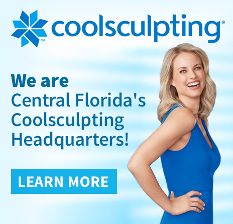 We are Central Florida's Coolsculpting Headquarters!